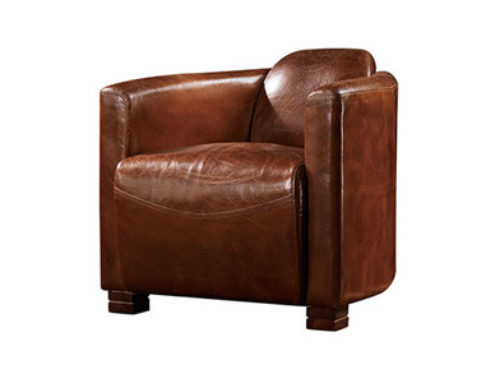 vintage leather armchairs for restaurants bars cafes clubs