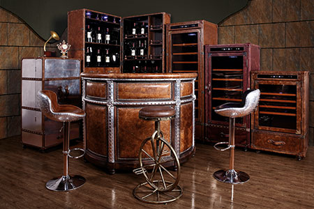 Wonderful Foldable Bar Counter For Awesome Home Bar Furniture